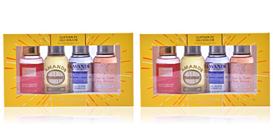SHOWER GEL set  L'Occitane
