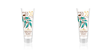 BOTANICAL SPF50 tinted face lotion Australian Gold