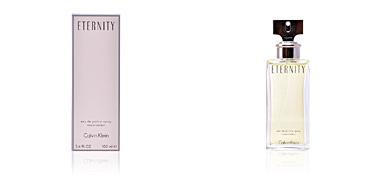Calvin Klein ETERNITY eau de parfum vaporizador 100 ml
