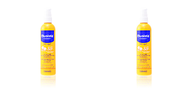 Faciales BÉBÉ sun lotion SPF50+ spray Mustela