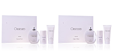 OBSESSED FOR MEN set Calvin Klein