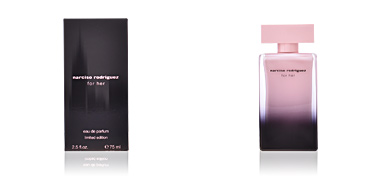 Narciso Rodriguez FOR HER limited edition perfume