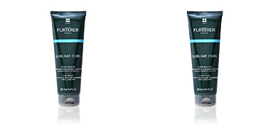 SUBLIME CURL curl activating detangling conditioner Rene Furterer