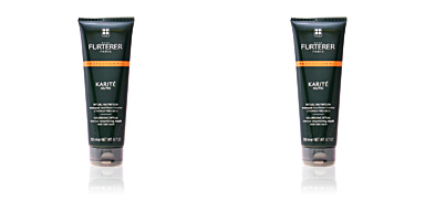 Hair mask for damaged hair KARITE NUTRI mask Rene Furterer