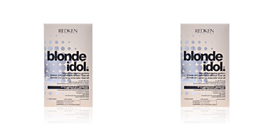 BLONDE IDOL blue oil lightener system Redken