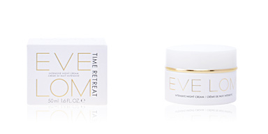 Anti aging cream & anti wrinkle treatment TIME RETREAT intensive night cream Eve Lom