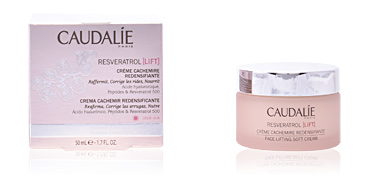 RESVERATROL LIFT face lifting soft creme Caudalie