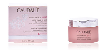 RESVERATROL LIFT night infusion cream 50 ml Caudalie