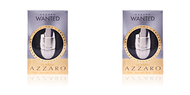 WANTED HOMME collector edition eau de toilette vaporizador Azzaro