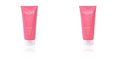 ROSE DE VIGNE shower gel Caudalie