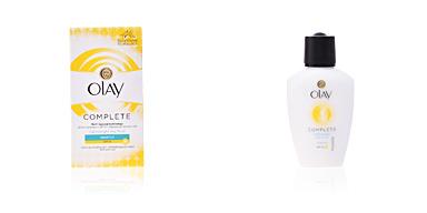 Tratamiento Facial Hidratante COMPLETE fluido diario piel sensible SPF15 Olay