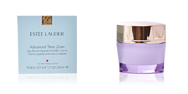 Anti aging cream & anti wrinkle treatment ADVANCED TIME ZONE creme dry skin Estée Lauder