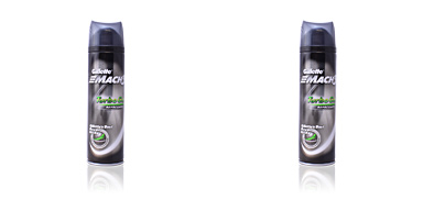 MACH 3 TURBO gel afeitar anti-fricción plus system 200 ml Gillette