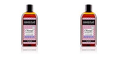 Champú hidratante EPIGENÉTICO champú pieles sensibles Nuggela & Sulé