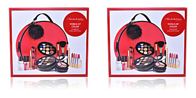 BLOCKBUSTER MAKE UP LOTE 15 pz Elizabeth Arden