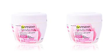 Face mask SKINACTIVE AGUA De ROSAS bálsamo calmante 3 en 1 Garnier
