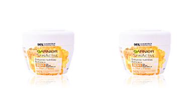 Face mask SKINACTIVE MIEL DE FLORES bálsamo nutritivo 3 en 1 Garnier