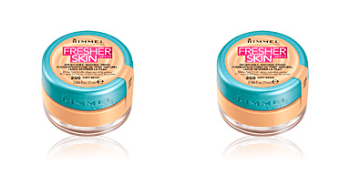 FRESHER SKIN natural finish foundation Rimmel London