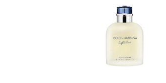 LIGHT BLUE POUR HOMME eau de toilette spray Dolce & Gabbana