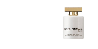 Hydratant pour le corps THE ONE perfumed body lotion Dolce & Gabbana