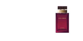 Dolce & Gabbana DOLCE & GABBANA INTENSE eau de parfum vaporizador 50 ml