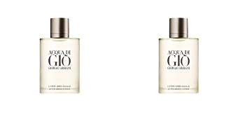 Aftershave ACQUA DI GIÒ POUR HOMME after-shave lotion Armani