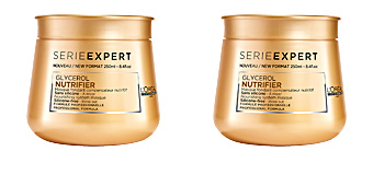 Hair mask for damaged hair NUTRIFIER nourishing system mask L'Oréal Professionnel
