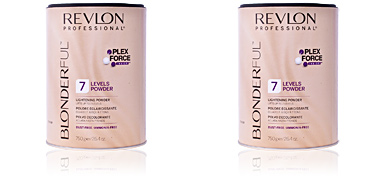 Bleaches BLONDERFUL 7 lightening powder Revlon