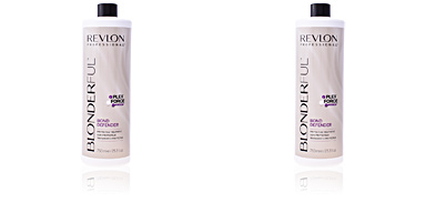 Protection des cheveux teints BLONDERFUL bond defender Revlon