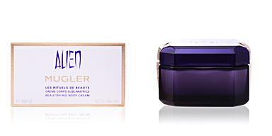 Body moisturiser ALIEN crème corps sublimatrice Thierry Mugler