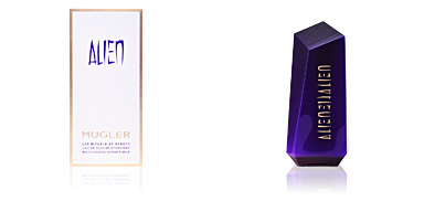 Shower gel ALIEN lait de douche hydratant Thierry Mugler
