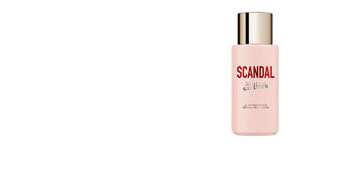 Body moisturiser SCANDAL perfumed body lotion Jean Paul Gaultier