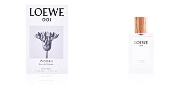 LOEWE 001 WOMAN eau de toilette vaporisateur 30 ml Loewe