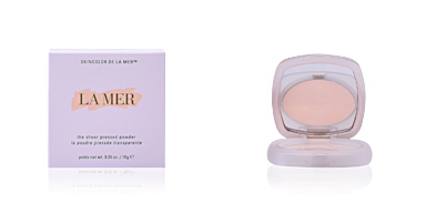 Polvo compacto THE SHEER pressed powder La Mer