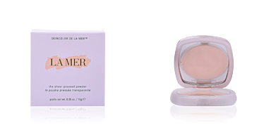 THE SHEER pressed powder La Mer