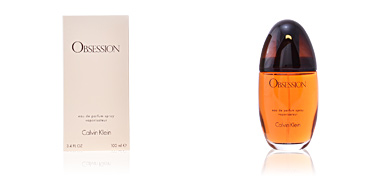 Calvin Klein OBSESSION eau de parfum vaporizador 100 ml