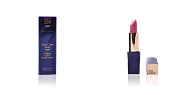 Estée Lauder PURE COLOR ENVY MATTE sculpting lipstick #408-no restraint