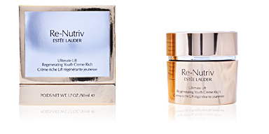 Soin du visage raffermissant RE-NUTRIV ULTIMATE LIFT regenerating youth creme rich Estée Lauder
