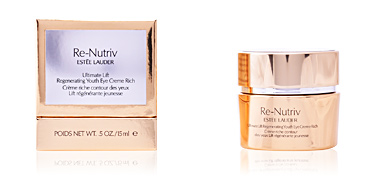 Eye contour cream RE-NUTRIV ULTIMATE LIFT regenerating youth eye creme rich Estée Lauder