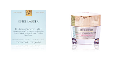 Anti-rugas e anti envelhecimento REVITALIZING SUPREME LIGHT+ global anti-aging creme Estée Lauder