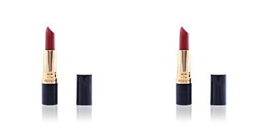 SUPER LUSTROUS MATTE lipstick #006-really red Revlon Make Up