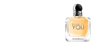 BECAUSE IT'S YOU eau de parfum vaporizador 100 ml Armani