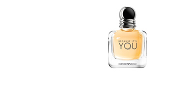 BECAUSE IT'S YOU eau de parfum vaporizador 50 ml Armani