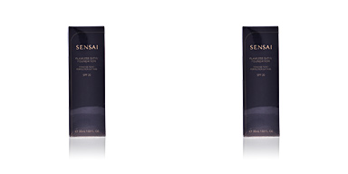 Foundation makeup SENSAI flawless satin foundation SPF20 Kanebo Sensai