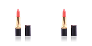 SUPER LUSTROUS lipstick #825-lovers coral Revlon Make Up