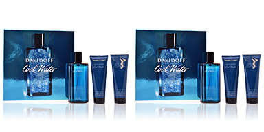 Davidoff COOL WATER LOTE 3 pz