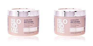 BLONDME keratine restore blond mask 200 ml Schwarzkopf