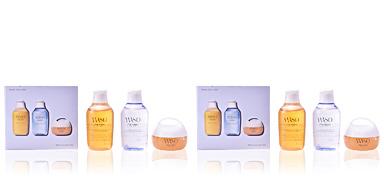 Cosmetic Set WASO SET Shiseido
