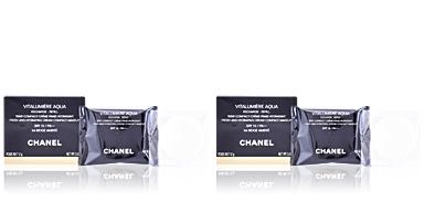 Base de maquillaje VITALUMIÈRE AQUA recarga Chanel