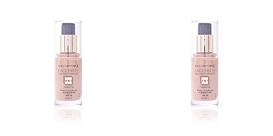 Fondation de maquillage FACEFINITY 3IN1 primer, concealer & foundation Max Factor
